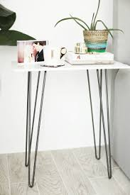 Diy Side Table The One Step Marble Side Table Kristi Murphy Diy