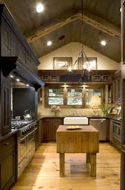 chalet style 40 cozy chalet kitchen designs to get inspired digsdigs