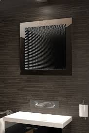 Bathroom Infinity Mirror | amazon com perfect reflection rgb led bathroom infinity mirror