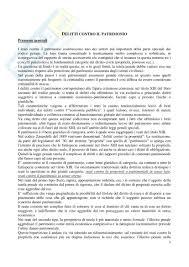dispense diritto penale esame diritto penale prof caterini libro consigliato delitti