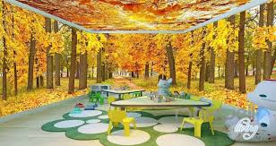 wallpaper for entire wall 3d autumn yellow forest tree entire room wallpaper wall murals art