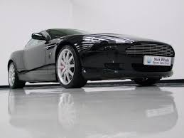 rare sports cars aston martin db9 coupe rare manual gearbox nick whale sports cars