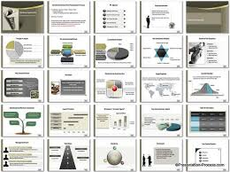 example of powerpoint presentation for business free glass cube