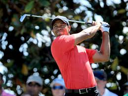 tiger woods wins 1st pga tour event since 2009 cbs news