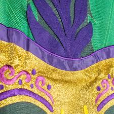 large mardi gras mask mardi gras mask burlap large flag 13b4888bl mardigrasoutlet