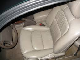 lexus rx330 leather seat seat cleaning with woolite and conditioned with meguiars rich
