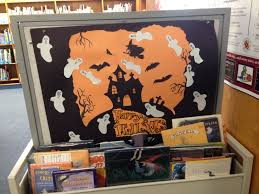 clifford halloween book halloween book display at aspen hill library library displays