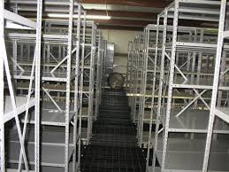 Used Steel Shelving by Used Material Handling Products