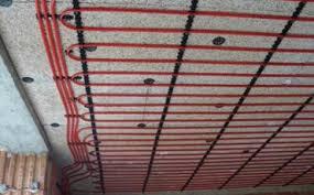 pannelli radianti soffitto pannelli radianti il sistema di riscaldamento efficace ed estetico