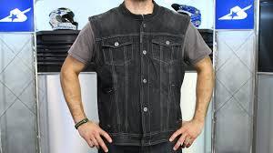biker vest speed and strength soul shaker denim vest motorcycle superstore