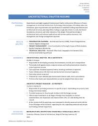 sample resume project manager architectural draftsman resume samples free resume example and archetectural drafter