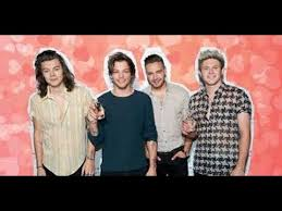 one direction valentines one direction guys reveal their valentines