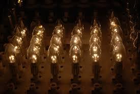Candles Light Bulbs Look Like