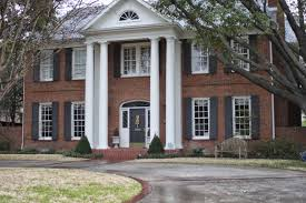 homes with columns classy design 20 trisha troutz fine of park