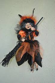 61 best witches dolls images on crafts witch dolls