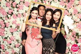 wedding backdrop singapore wedding instant photo booth singapore with