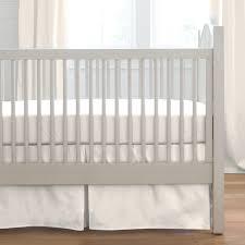 Pom Pom Crib Bedding by Organic Crib Bedding Creative Ideas Of Baby Cribs