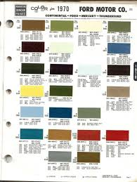 1957 ford interior paint codes brokeasshome com