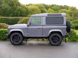land rover vintage defender used 2016 land rover defender td xs station wagon for sale in
