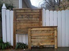Twin Headboard Plans by Country Home How To Make A Solid Wood Twin Headboard