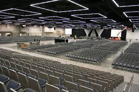 oregon convention center floor plan exhibit hall in the oregon convention center exhibit halls