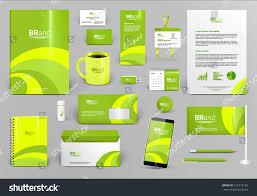 lime luxury branding design kit identity stock vector 413712154