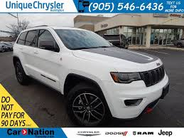 jeep grand cherokee trailhawk grey used 2018 jeep grand cherokee trailhawk leather nav panoramic roof