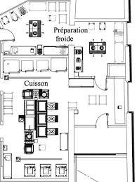 plan cuisine restaurant normes norme electrique cuisine professionnelle maison design plan cuisine