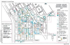 map of the underground in seattle map 4 downtown catacombs geologywriter