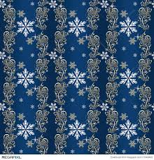 and gold christmas wrapping paper blue and gold christmas wrapping paper illustration 10349493