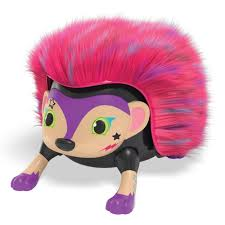 target black friday zoomer zoomer hedgiez tumbles interactive hedgehog with lights sounds