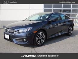grey honda civic 2018 new honda civic sedan ex t cvt at honda north serving fresno