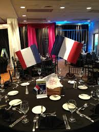 Sweet 16 Dinner Party Ideas Les Miserables Centerpiece Www Theeventscompany Com Broadway