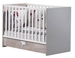 chambre bébé sauthon lit 120x60 gris de sauthon baby s home lits 60x120 non
