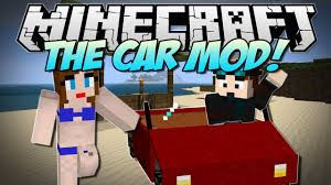 minecraft working car the car mod for minecraft file minecraft com