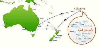 where is cook islands located on the world map rarotonga cook islands home