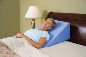 Wedge Pillows For Bed Elevating Bed Wedges Essential Medical Supply