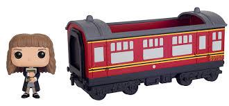 amazon com funko pop rides harry potter hogwarts express train