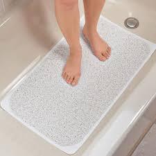 bath shower mats non slip cintinel com non slip bath shower mats bathroom design ideas