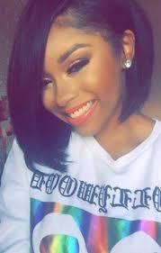 short bob hairstyles for black women hair style pinterest