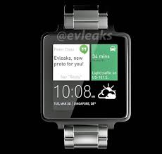 square android alleged htc android wear device render leaked with square