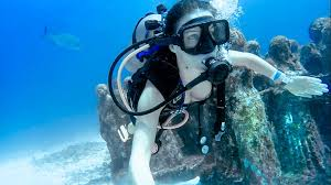 North Dakota snorkeling images Scuba diving at the underwater museum in cancun i finally did it jpg