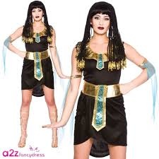 egyptian halloween costumes for girls egyptian king pharaoh queen the nile ladies cleopatra fancy
