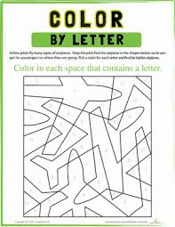 ideas collection color by number letter worksheets with letter