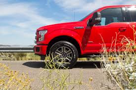 2015 Ford Fx4 All New 2015 Ford F150 Xlt Supercrew 4x4 In Ruby Red Metallic F150