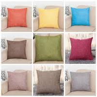 Factory Direct Home Decor Cheap Pillow Cushion Cover Buy by Wholesale Solid Color Pillow Covers Buy Cheap Solid Color Pillow