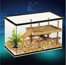 aliexpress buy new s m l aquarium fish tank ornament reptile