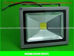 red led flood light 8pcs pack 50w led flood light outdoor l p65 dc12v input warm