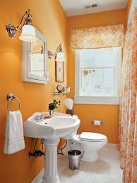 brilliant small bathroom paint ideas with stylish incredible small