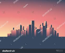 Cityscape Wallpaper by Cityscape Vector Background Skyline Wallpaper Skyscrapers Stock